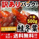 「メール便 送料無料」北海道珍味の王様 鮭...