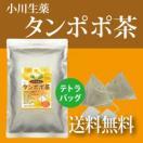 小川生薬 タンポポ茶(たんぽぽ茶)テトラ...
