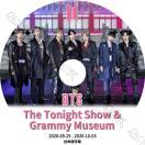 K-POP DVD BTS THE TONIGHT SHOW & GRAMMY ...