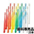 歯ブラシ タフト24歯ブラシ25本 + 艶白歯ブ...