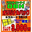 数量限定 ドラゴンボールヒーローズ オリジナルパック キャンペーン、スーパーレア 他 計6枚封入 アルティメットレア以上1枚確定 2-032017031401
