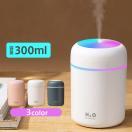 USB加湿器 次亜塩素酸水対応 超音波式 噴霧...