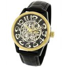海外セレクション 腕時計 Stuhrling Original 227 33353 メンズ クラシック 'Cesario' スケルトン オートマチック 腕時計