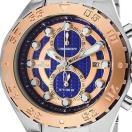 インヴィクタ 腕時計 Invicta 13092 メンズ Pro Diver クロノグラフ ブルー テクスチャード ダイヤル ステンレス スチール 腕時計