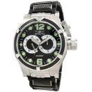 海外セレクション 腕時計 Invicta 0386 Corduba ブラック Carbon Fiber ダイヤル アナログ ディスプレイ メンズ 腕時計