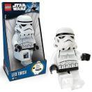 テレビ 映画 ビデオゲーム キャラクター アニメスターウォーズLEGO Star Wars Stormtrooper Action Figure Led Flashライト
