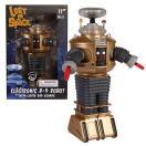 アメリカ人気キャラクター トーキングトイ ダイアモンドセレクト Lost In Space B9 Robot Golden Boy Electronic 11