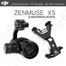 カメラ&写真カメラドローン ディージェイアイ DJI Zenmuse X5 カメラ & 3-Axis Gimbal + Vibration Absorbing Board For Inspire 1