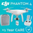 カメラ&写真カメラドローン ディージェイアイ DJI PHANTOM 4 DRONE ハイ Performance 4K カメラ. SENCE & AVOID. DJI CARE 1-Year