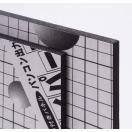 スチレンボード ハイパープロタックSブラック 5mm厚 A1(サイズ:594×841mm)
