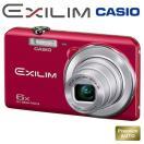 カシオ デジタルカメラ STANDARD EXILIM EX-ZS29 エクシリム デジカメ コンデジ EX-ZS29RD レッド