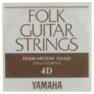 YAMAHA フォークギター弦 バラ弦 FS534 4D .035インチ