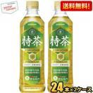 『送料無料』サントリー 緑茶 伊右衛門 特茶 500mlペットボトル48本(24本×2ケース) (特定保健用食品) ※北海道は別途600円必要。