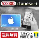 iTunesカード 3000 Apple プリペイドカード コード 通知 ポイント消化