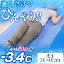 白くまきぶん 流氷マット 枕パッド 枕用 30...