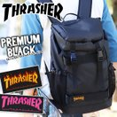 THRASHER スラッシャー リュックサック リュック フラップリュック 黒リュック デイパック バックパック 大容量 メンズ 通勤 通学 THRPD-8900 thrasher-032