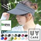 サンバイザー レディース UV 帽子 uvカット スウェット おしゃれ 大きいサイズ メンズ ランニング テニス ゴルフ スポーツ カモフラ / 返品・交換不可
