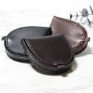 レザー小銭入れ レザーコインケース コインケース 小銭入れ 革製小銭入れ 馬蹄型コインケース 革製コインケース