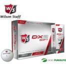 ウィルソン DX2 ソフト ゴルフボール 1ダース 即納