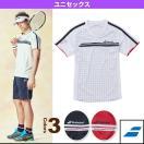 [バボラ テニス・バドミントンウェア(メンズ/ユニ)]ゲームシャツ/ユニセックス(BAB-1655)