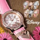 ミッキー 腕時計 ディズニー Disney ミッキー レディース 本牛革 レザー ハート アウトレット disney_y