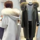 モッズコート レディース ロング コート トレンチコート 大きいサイズ アウター OL 通勤 オフィス 冬 秋