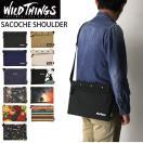 (ワイルド シングス) WILD THINGS WT サコッシュ ショルダーバッグ