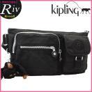 キプリング kipling バッグ ウエストポーチ ヒップバッグ BASIC Collection k13192