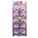 トラック用品 ジェットイノウエ500487 ISO33mm ナットカバー H6...