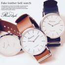 腕時計 レディース メンズ ブレスレット ウォッチ シンプル 男女兼用 メール便