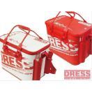 DRESS ドレス オリジナル バッカン レッド【 オフィシャルグッズ 釣具 釣り バス釣り】