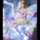 桜の恋 6周年記念セールスタート ラブライブ lovelive 衣装 コスプレ 南小鳥スクフェス 花精霊 編 コスチューム hol262 一部 あすつく