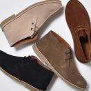 デザートブーツ ブーツ ショートブーツ CAL...