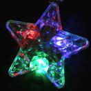 フラッシュダイヤスターペンダント36個セット(光るおもちゃ)