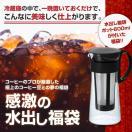 HARIO 水出し珈琲 ミニポット福袋(600ml/...