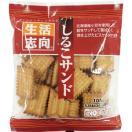 【訳あり 特価】 賞味期限:2020年1月3日 生活志向 しるこサンド (105g) 北海道産小豆を使用した餡をサンド