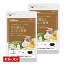サプリ サプリメント にんにく卵黄 黒生姜...