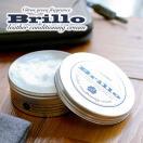 バッグ 財布 レザーケアクリーム COLUMBUS コロンブス Brillo ブリオ(皮革用ツヤ出しワックス レザー コンディショニングクリーム、クロス付き) 人気