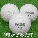 ロストボール プロギア PRGR iD nabla SPIN 2013年モデル 1個 当店Aランク 中古 ゴルフボール