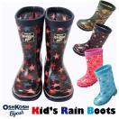 OshKoshオシュコシュ ロンプ C59 OSKキッズ レインブーツ ジュニア レインブーツ 長靴 レインシューズ雨の日が待ち遠しくなるカッコイイ長靴
