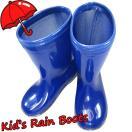 キッズ カラーレインシューズ 3100 ブルー 長靴 子供用