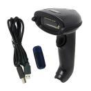 ワイヤレスバーコードリーダー Bluetooth無線対応 Windows、Andriod対応 高速260データ/秒、32ビットデコーダ yuh3100