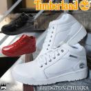 ティンバーランド Timberland ブリッジトン チャッカ レディース メンズ スニーカー BRIDGTON CHUKKA ミッドカット ローカット ストリート ホワイト ブラック