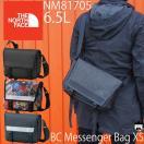 ザ・ノースフェイス THE NORTH FACE メンズ レディース バッグ NM81705 BCメッセンジャーバッグXS BC 6.5L ベースキャンプシリーズ バック 斜め掛け 通勤 通学