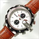 ドルチェ & ガッバーナ DW0365 D&G SEAN クロノグラフ腕時計 (ST) (長期保証3年付)