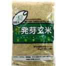 有機米 籾発芽玄米 芽吹き小町(あきたこまち) ( 1kg ) ( 無洗米 1000g )