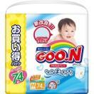 グーン やわらかパンツ Mサイズ 男女共用 ( 74枚入 )/ グーン(GOO.N)