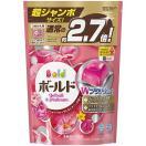 ボールドジェルボールWプラチナ プラチナブロッサム&ピオニー 詰替え超ジャンボ ( 48コ入 )/ ボールド
