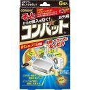 KINCHO コンバット ゴキブリ殺虫剤 屋外用  外からの侵入を防ぐ ( 6コ入 )/ コンバット