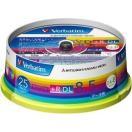 バーベイタム DVD+R DL 8.5GB PCデータ用 8倍速対応 25枚 DTR85HP25V1 ( 1セット )/ バーベイタム